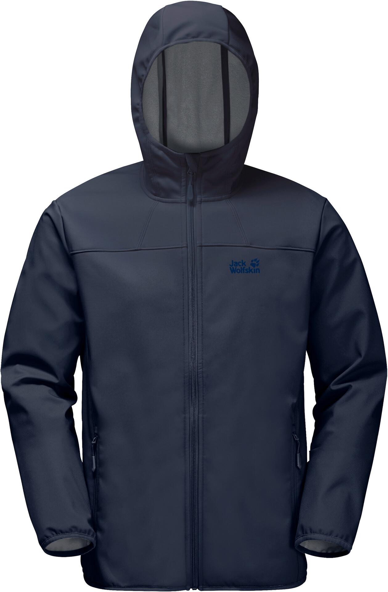Jack Wolfskin Northern Point Jacket Herren night blue